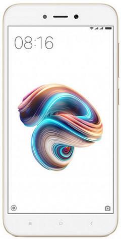 Смартфон Xiaomi Redmi 5A 2/16 Gold, фото 2
