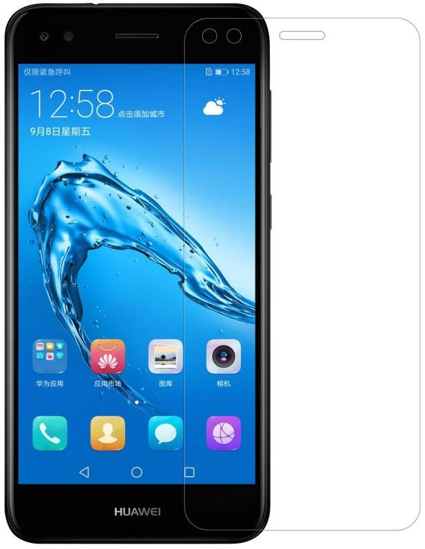 Плівка захисна Nillkin для Huawei Y6 Pro (2017)/ P9 Lite Mini/ Nova Lite (2017) Crystal ser. Прозора