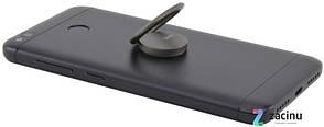 Тримач-кольцо Hoco PH7 LITTLE RING ser. Сірий (Metal Gray), фото 3
