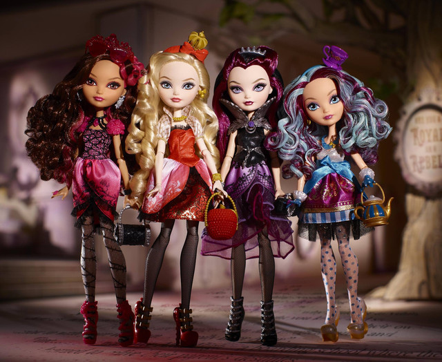 Куклы Ever After High Школа долго и счастливо