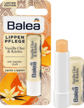 "Гігієнічна помада BALEA  Lippenpflegestift ""Vanilla Chai & Kürbis"", 4,8 g"