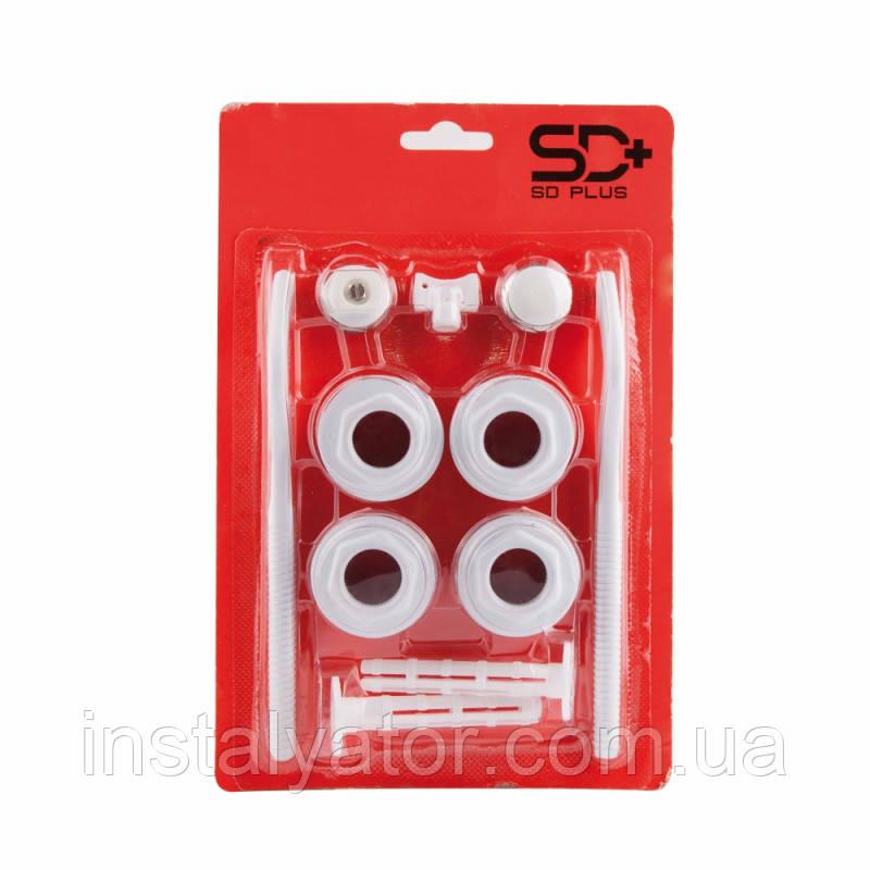 """SD Комплект на радиатор с 2 крепл.(1/2-1"""")   SD118152"""