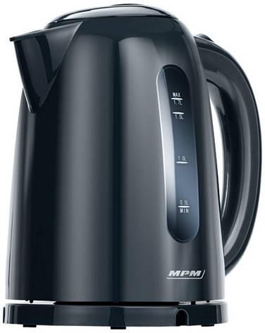 Електрочайник MPM MCZ-85/G1 Black, фото 2