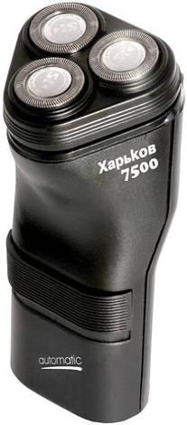 Електробритва Харків 7500 Трьох ножова, фото 2