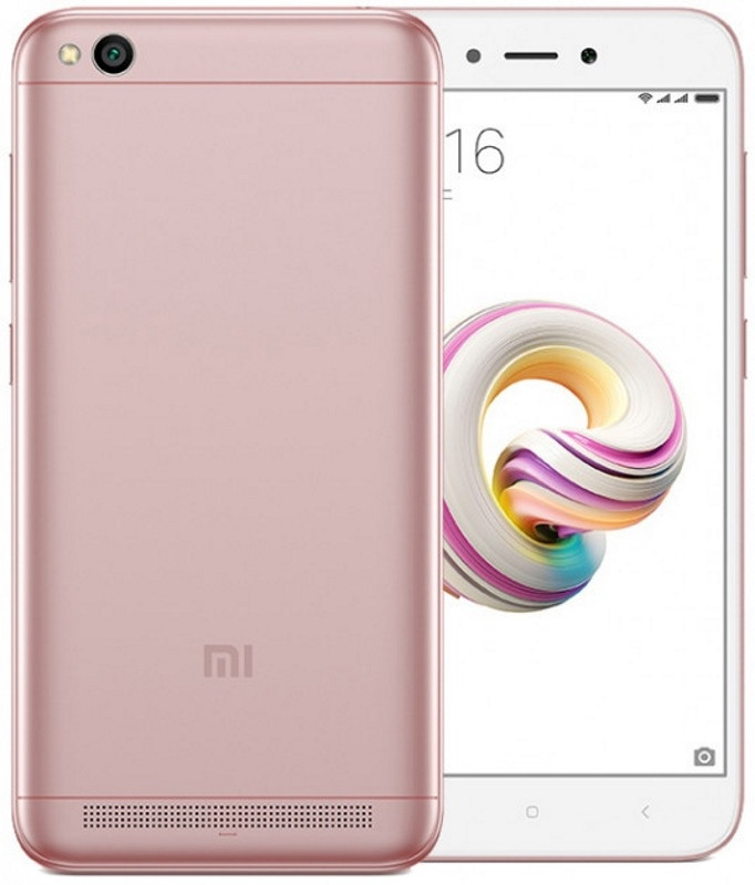 Смартфон Xiaomi Redmi 5A 2/16 Rose Gold