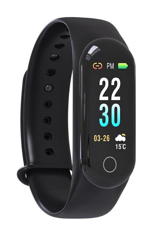 Фитнес браслет Smart Braclet G3 черный