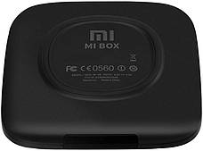 TV-Приставки Xiaomi Mi Box 3 2/8 GB IE(MDZ-16-AB) Чорний, фото 2
