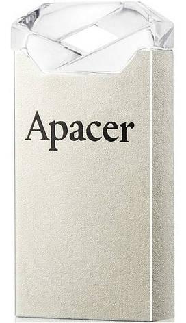 Флеш USB 2.0 Apacer AH111 32GB Crystal (AP32GAH111CR-1), фото 2