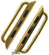 Крепеж-ремешка для Apple iWatch 42mm Золотистый