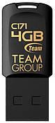 Флеш USB 2.0 Team C171 4GB Чорний (TC1714GB01)