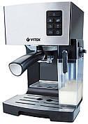 Кофеварка эспрессо Vitek VT-1522