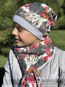 Комплекти шапка+шарф