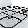 Плита газовая Gefest 1200-C6 White, фото 3