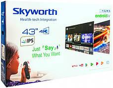 Телевізор Skyworth 43 G6 (GES), фото 2