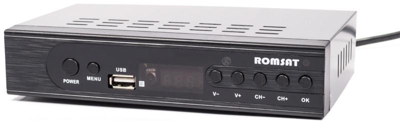 Цифровая приставка Rom-Sat TR-2018HD