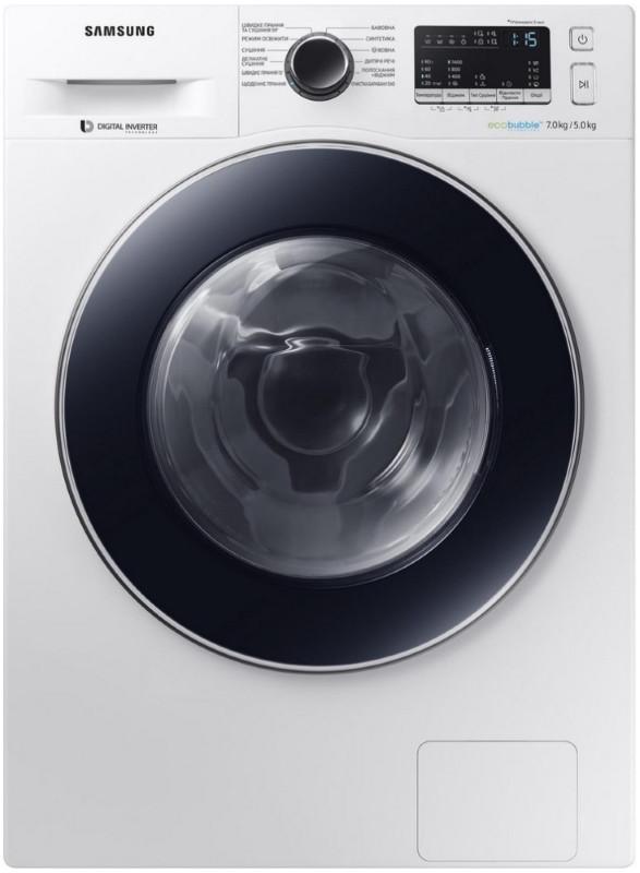 Стиральная машина Samsung WD70M4443JW / UA (+ сушка)