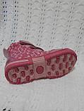 ДЕМИСЕЗОННЫЕ ботиночки детские для девочки ТМ Шалунишка, фото 5