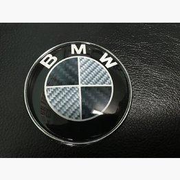 Эмблема Карбон BMW 1 Series 2004-2011 гг.