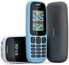 Мобільний телефон NOKIA 105 Dual SIM (white) TA-1034, фото 2
