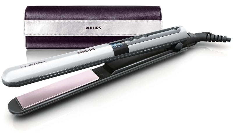 Выпрямитель для волос Salon straight ProKeratine Philips HP8361 / 00