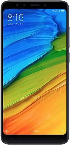 Смартфон Xiaomi Redmi 5 2/16 Black (Global Version), фото 2