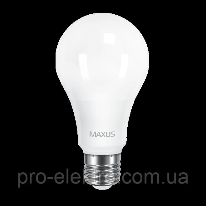 LED-лампа MAXUS A65 12W яркий свет E27 (1-LED-564)