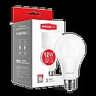 LED-лампа MAXUS A65 12W яркий свет E27 (1-LED-564) , фото 2