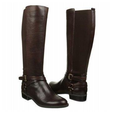 Кожаные демисезонные сапоги Tommy Hilfiger (Размер 39р 25,5-26 см) (Оригинал США)