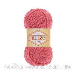Alize Softy (Ализе Софти) 33 плюшевая пряжа