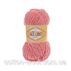 Alize Softy (Ализе Софти) 265 плюшевая пряжа