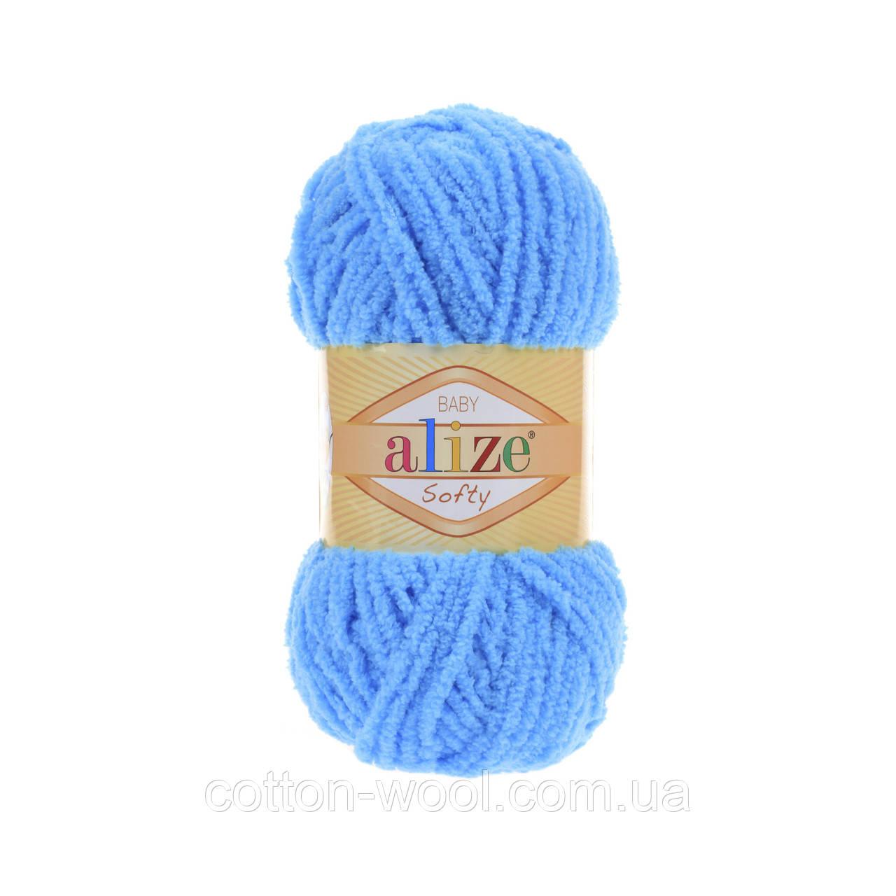 Alize Softy (Ализе Софти) 364 плюшевая пряжа