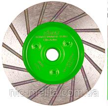 Фреза алмазная сегментная DGM-S 100/22,23-15 №0 Elite-Active