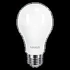 LED-лампа MAXUS A70 15W теплый свет E27 (1-LED-567) , фото 2
