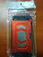 Чехол трансформер  противоударный iPhone 7/ iPhone 8 (красный)