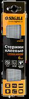 Стержні клейові 8*200 мм (6 шт) з ароматом шоколаду