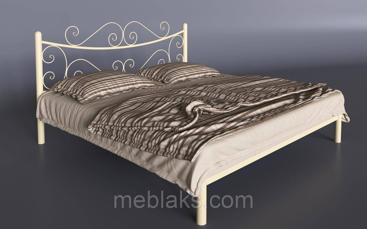 Кровать металлическая Азалия Tenero