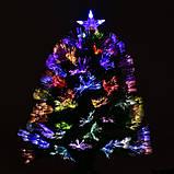 Ёлка с Led подсветкой 60 см, 55 веток, фото 2