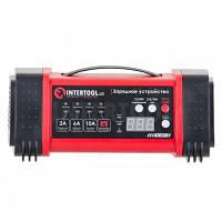 Зарядное устройство 12/24В, 2/6/10А, 2/6A, 230В, дисплей, фото 1