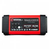 Зарядное устройство 6/12В, 4/8A, 230В, LED-индикация, фото 1