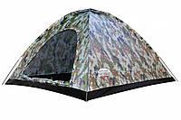 Палатка туристическая 3х местная KILIMANJARO SS-06Т-102-2 3м для походов и туризма