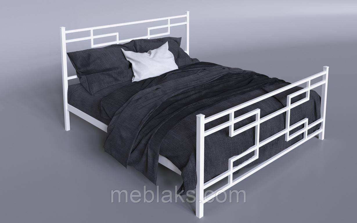Кровать металлическая Фавор Tenero