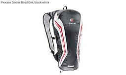 Рюкзак ROAD ONE BLACK-WHITE 32274-7130 DEUTER