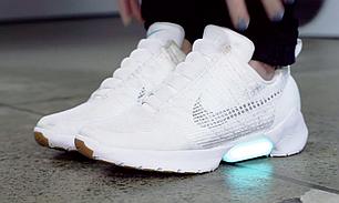 Мужские кроссовки Nike HyperAdapt 1.0 White, фото 2