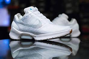 Мужские кроссовки Nike HyperAdapt 1.0 White, фото 3