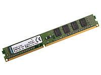 Быстрая оперативная память DDR3 на 4GB Под AMD PC 12800 1600 Mhz KINGSTON Б/У память ОЗУ ( Модуль ddr 3 4 Gb)