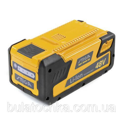 Аккумулятор Li-Ion 48В STIGA SBT2048AE (2Ач)