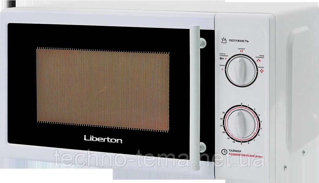 Микроволновая печь 20 литров LIBERTON LMW-2076M