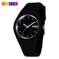 Женские часы Skmei 9068 Black 40mm (Original)!, фото 1
