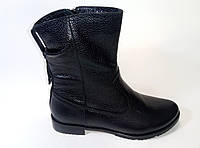 Женские кожаные демисезонные полусапожки  ТМ Ross, фото 1