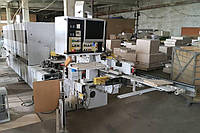 Кромкооблицовочный станок Homag KL77/A20/S2 бу 03г. высокоавтоматизированный, для обычного и ПУР-клея, фото 1